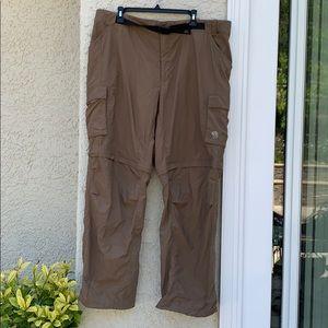 Mountain Hardware Mesa Convertible Pant Size XXL